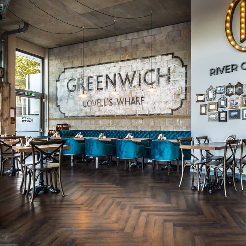 River Gardens Café